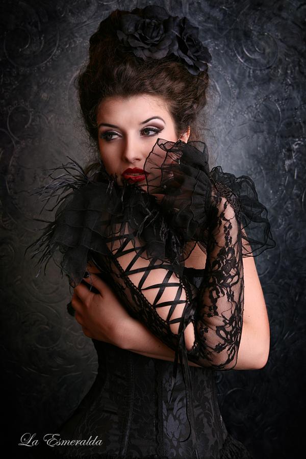 Black Beauty by la-esmeralda