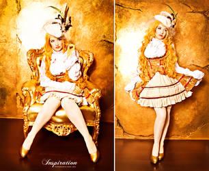 Copper Lady by la-esmeralda