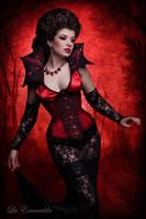 Crimson Night by la-esmeralda
