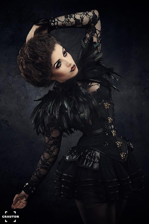 Le Chat Noir by la-esmeralda