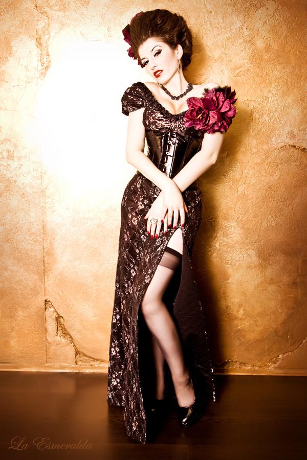 The Diva by la-esmeralda