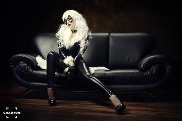 Black Cat II by la-esmeralda