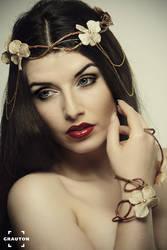 Elven Princess by la-esmeralda