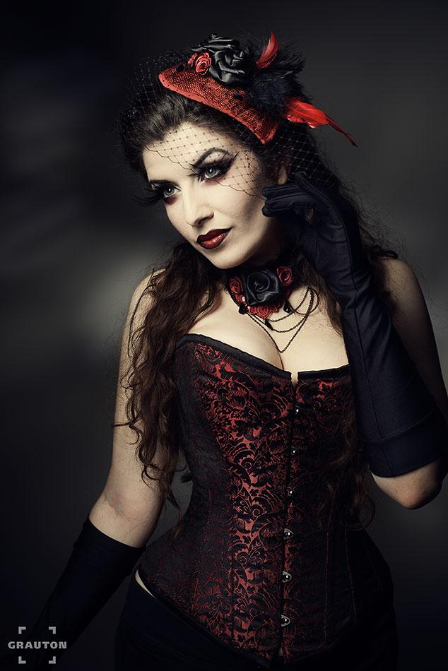 Black Roses by la-esmeralda