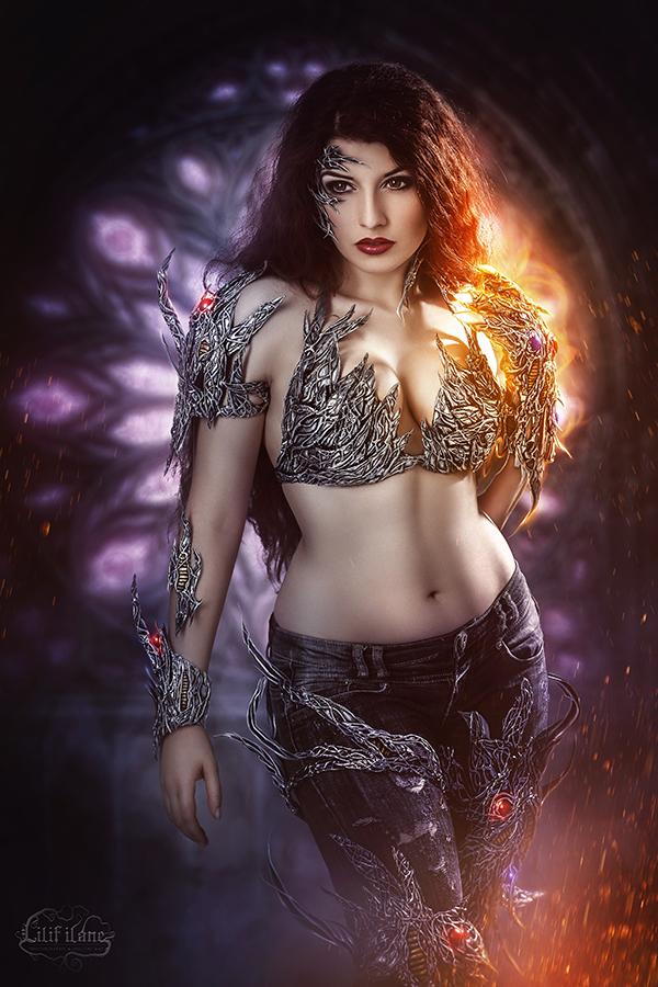 Witchblade by la-esmeralda