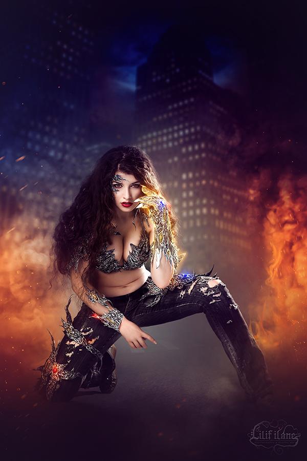 Witchblade II by la-esmeralda