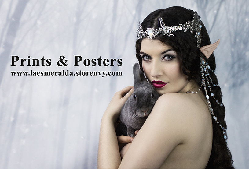 Signed Prints and Posters by la-esmeralda