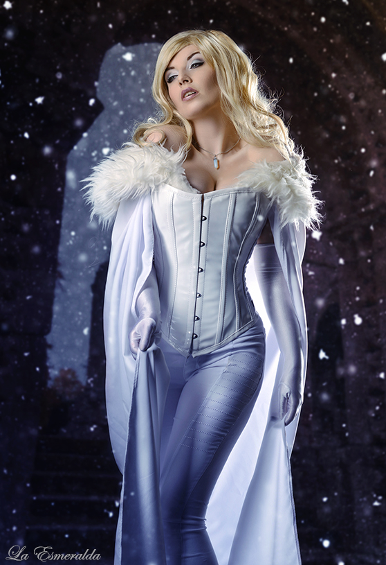 Emma Frost By La Esmeralda On Deviantart