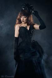 Black Queen II by la-esmeralda