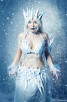 The Ice Queen IV by la-esmeralda