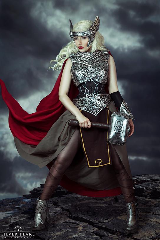 Goddess of Thunder