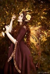 Autumn Queen II by la-esmeralda