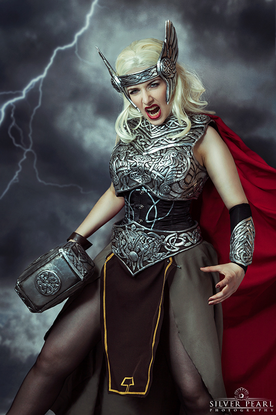 Thor II by la-esmeralda