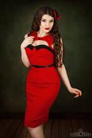 Retro Red by la-esmeralda