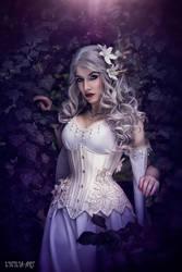 White Elf by la-esmeralda