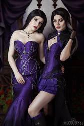 Soul Sisters II by la-esmeralda