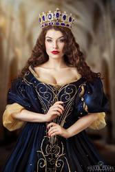 Blue Blood by la-esmeralda
