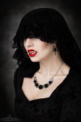 Vampire Bride II by la-esmeralda
