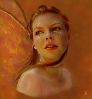 Fairy by Josh-The-Artist