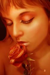 Rose by Josh-The-Artist