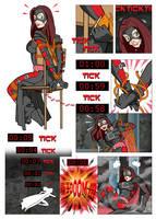Lady Matina Mini-Comic (Page 2) by TBossAZ