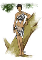 New Jungle Girl by TBossAZ