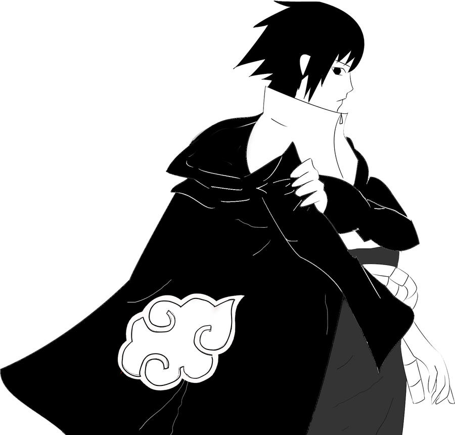 Sasuke by recklessabandoned182