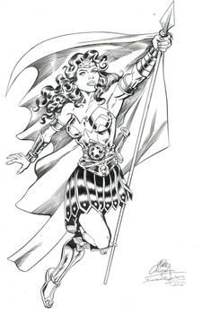 Wonder Woman 2012