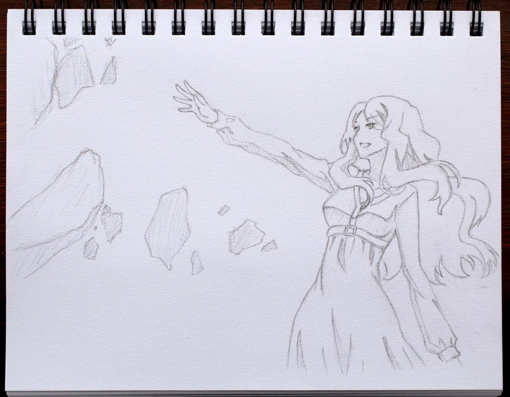 Drawing practice: Mugino by KoooKus
