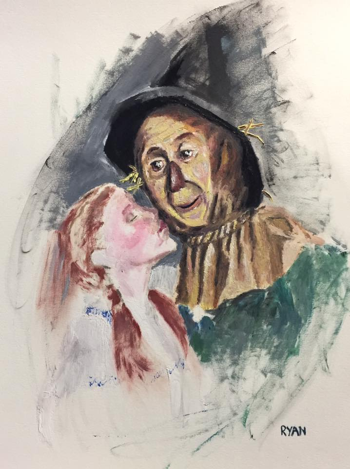 Missing Dorothy by RyanLouder