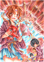 SakuraScape-Gakuen Alice