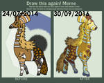 Kapiraf Before and After by PamtreWN