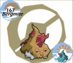 167 Miravellian Bergmite