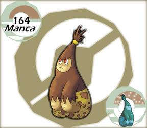 164 Manca by PamtreWN
