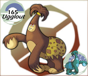 165 Ugglout by PamtreWN
