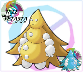 M22 Mega Yetasta (Dream) by PamtreWN