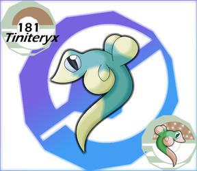 181 Tiniteryx by PamtreWN