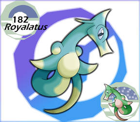 182 Royalatus by PamtreWN