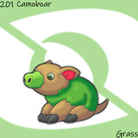 201 Camoboar