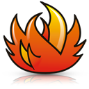 Firebird dock icon by JyriK