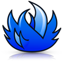 Thunderbird dock icon by JyriK