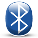 Bluetooth dock icon by JyriK