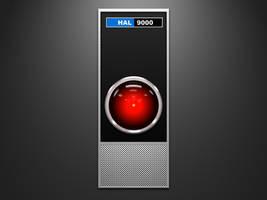 HAL 9000 by JyriK