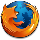 Firefox dock icon v2 by JyriK