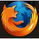 Cool Firefox Icon Silver Aqua Firefox Ic...