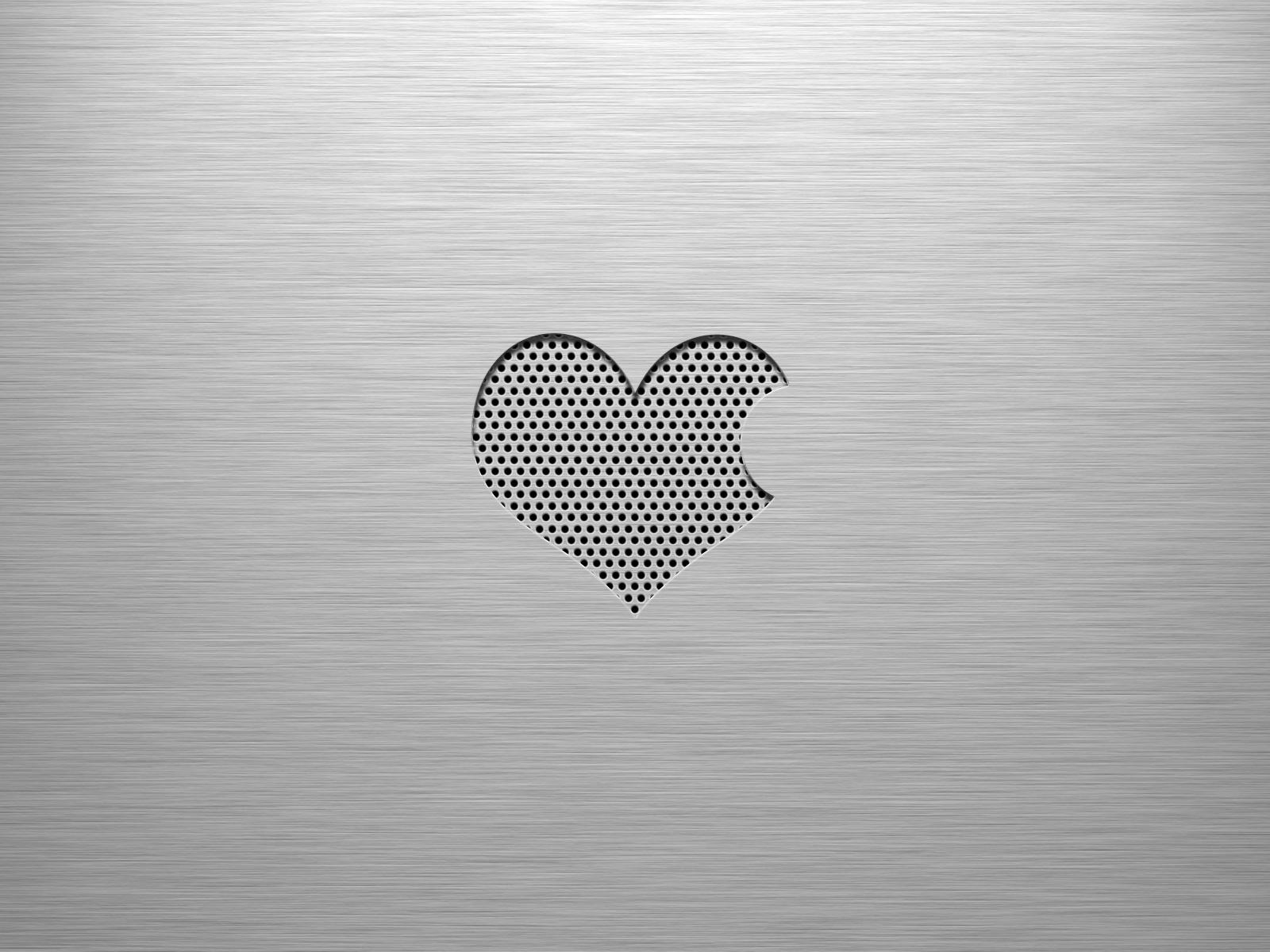 Valentine Brushed