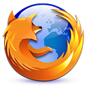 Firefox dock icon v3 by JyriK