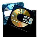 Minidisk dock icon