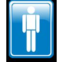 Man dock icon