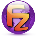 FileZilla dock icon by JyriK
